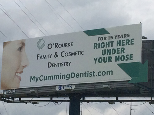 O'Rourke Family and Cosmetic Dentistry